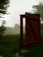 Magiczne drzwi we wsi Lipna