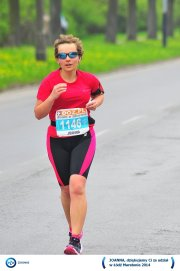 Maraton w Łodzi