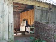 Stołówka w stodole
