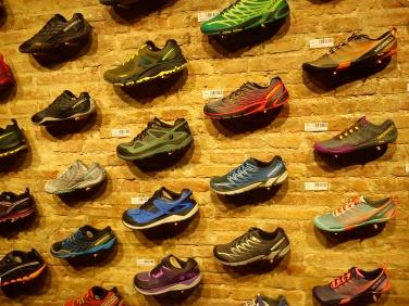 Więcej butów