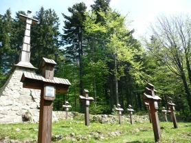 Pod Przełęczą Małastowską
