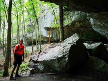 Jaskini Mažarna
