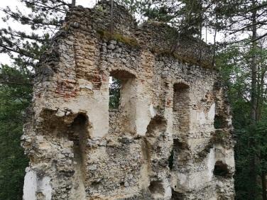 Zamek w Blatnicy