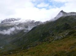 Pierwszy śnieg w sierpniu